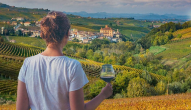Barolo is the city of wine 2021